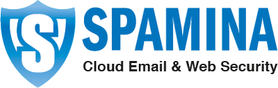 Spamina cloud email and web security
